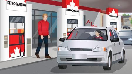 Petro Canada Face to Face